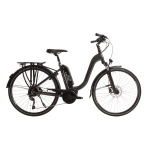 Raleigh Motus Grand Tour Lowstep Electric Bike