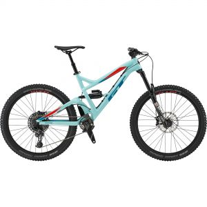 GT Bicycles Sanction Expert Full Suspension Mountain Bike 2019