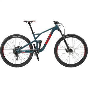 GT Bicycles Sensor AL Sport Full Suspension Mountain Bike 2019