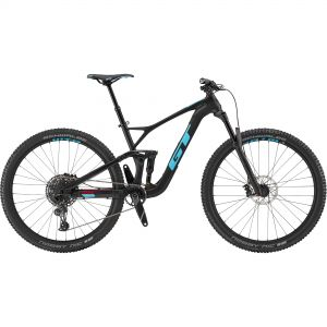 GT Bicycles Sensor Carbon Elite Full Suspension Mountain Bike 2019
