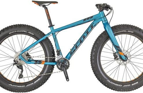 "Scott Big Jon 26"" Mountain  2019 - Fat"