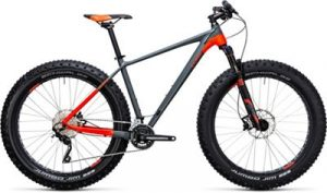 Cube Nutrail Mountain Bike 2018