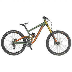 Scott Gambler 710 Täysjousitettu Maastopyörä
