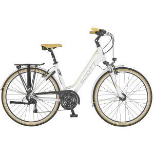 Scott Sub Comfort 10 Unisex Hybrid Bike