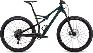 Specialized Camber Comp Carbon 29er - 1x Mountain  2018 - Trail Full Suspension MTB