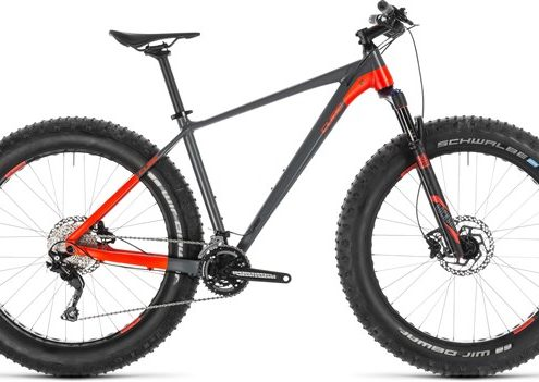 "Cube Nutrail 26"" Mountain  2019 - Fat"