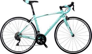 Bianchi Via Nirone 7 Alu Dama Bianca 105 Womens - 2019 Maantiepyörä