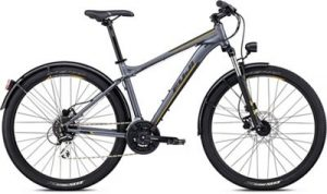 Fuji Nevada 27.5 1.7 EQP Hardtail Bike (2018)