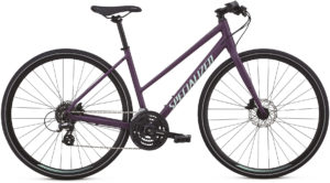 Specialized Sirrus Womens Step - 2019 Hybridipyörä