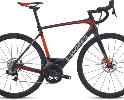 Specialized S-Works Roubaix ETAP - 2018 Maantiepyörä