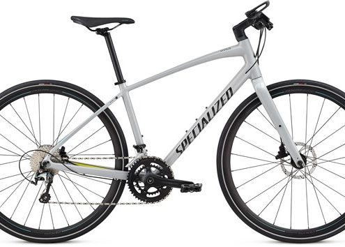 Specialized Sirrus Elite Alloy Womens 2020 - Hybrid Sports