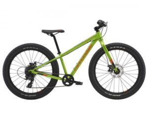 Cannondale Cujo 24 Zoll - Jugendfahrrad 2019 | acid green