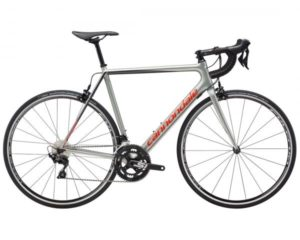 Cannondale SuperSix EVO 105 - Carbon Rennrad 2019 | sage gray