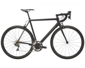 Cannondale SuperSix EVO Carbon Ultegra Race - Rennrad 2019 | black pearl