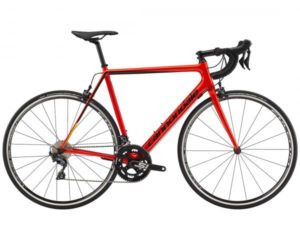Cannondale SuperSix EVO Carbon Ultegra - Rennrad 2019 | acid red