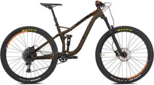 NS Bikes Snabb 150 Plus 2 Suspension Bike 2019