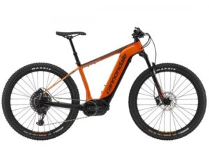 Cannondale Cujo Neo 1 27.5+ - Elektro MTB Hardtail 2019 | hazard orange