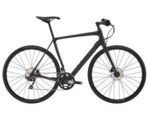 Cannondale Synapse Carbon Disc Ultegra Flatbar - Fitness Bike 2019   black pearl