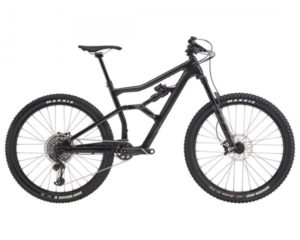 Cannondale Trigger Carbon 2 27.5 - MTB Fully 2019 | black pearl