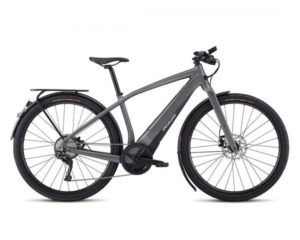 Specialized Turbo Vado 5.0 NB - Pedelec 2019 | gloss charcoal-black-chrome
