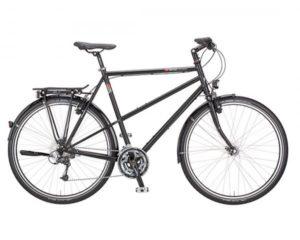 VSF Fahrradmanufaktur T-XXL Trekking Fahrrad Shimano Deore 27-Gg - Trekking Fahrrad | ebony matt