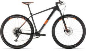 """Cube Elite C:62 Race 29 Hardtail Bike 2019 - Carbon - Orange - 48cm (19"""")"""