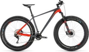 Cube Nutrail Hardtail Mountain Bike 2019