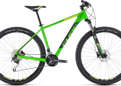 Cube Analog 29er Mountain  2018 - Hardtail MTB