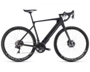 Cube Agree Hybrid C:62 SLT Disc - Elektro Carbon Rennrad 2019   black edition
