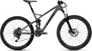 Ghost SL AMR 9 Carbon Suspension Bike 2017
