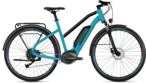 Ghost Square Trekking B1.8 Women's E-Bike 2019
