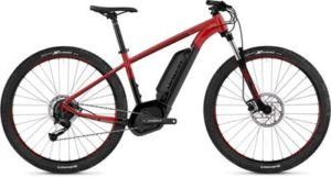 Ghost Teru B2.9 E-Bike 2020 - Riot Red - Jet Black - XL