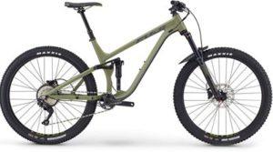 Fuji Auric 27.5 1.5 Full Suspension Bike 2019