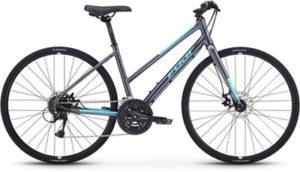 "Fuji Absolute 1.7 ST Women's City Bike 2020 - Dark Grey - 48cm (19"")"