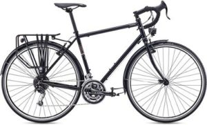 "Fuji Touring Disc Road Bike 2020 - Anthracite - 64cm (25"")"