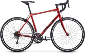 "Fuji Sportif 2.3 Road Bike 2020 - Metallic Red - 56cm (22"")"