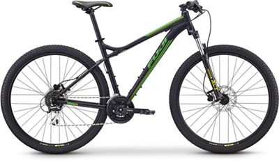 "Fuji Nevada 29 1.7 Hardtail Bike 2020 - Satin Black - 59cm (23"")"
