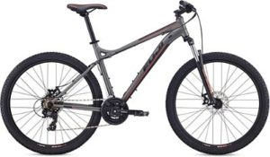 "Fuji Nevada 27.5 1.9 Hardtail Bike 2020 - Satin Anthracite - 33cm (13"")"