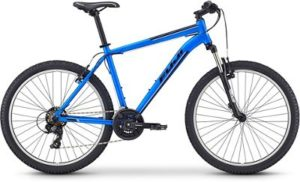 "Fuji Nevada 26 1.9 V-Brake Bike 2020 - Electric Blue - 43.5cm (17"")"