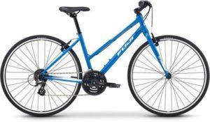 "Fuji Absolute 2.1 ST Women's City Bike 2020 - Blue - 48cm (19"")"