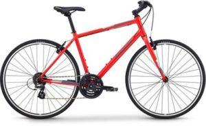 "Fuji Absolute 2.1 City Bike 2020 - Satin Red - 43.5cm (17"")"
