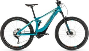 Cube Sting 120 Race 500 27.5 Womens E-Bike 2019