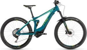 Cube Sting 140 Race 500 27.5 Womens E-Bike 2019
