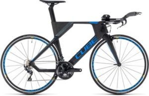 Cube Aerium Race TT Bike 2019 - Carbon - Blue - S