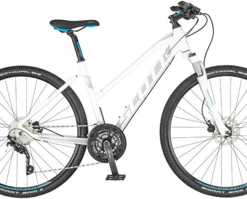 Scott Sub Cross 20 Lady - 2019 Hybridipyörä