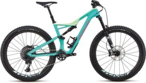 """Specialized Stumpjumper Expert 27.5"""" Mountain  2018 - Trail Full Suspension MTB"""