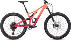 Specialized Stumpjumper FSR Comp Carbon Womens 27.5 Mountain  2019 - Full Suspension MTB