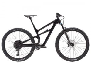 Cannondale Habit Carbon 3 29 - MTB Fully 2019 | black pearl
