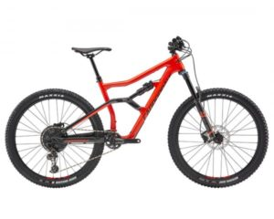 Cannondale Trigger Carbon 3 27.5 - MTB Fully 2019 | acid red