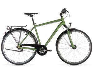 Cube Town Pro - Trekking Fahrrad 2019 | green n silver